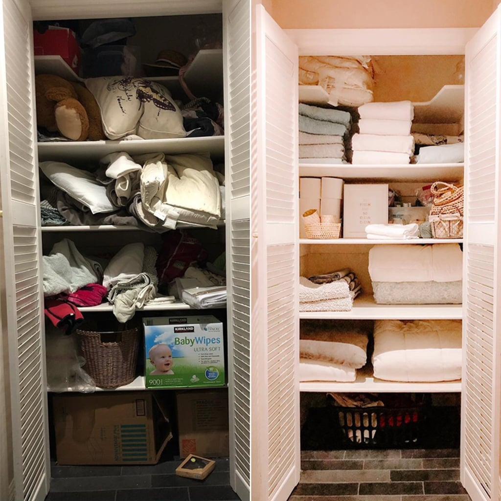 KonMari Method Before and After