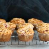 Strawberry-Oatmeal Muffins