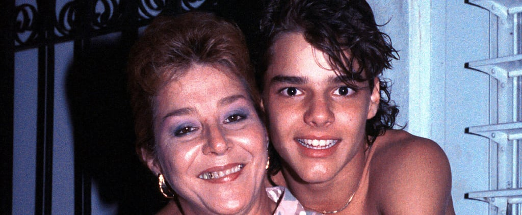18 Cute Photos of Celebrities With Their Moms