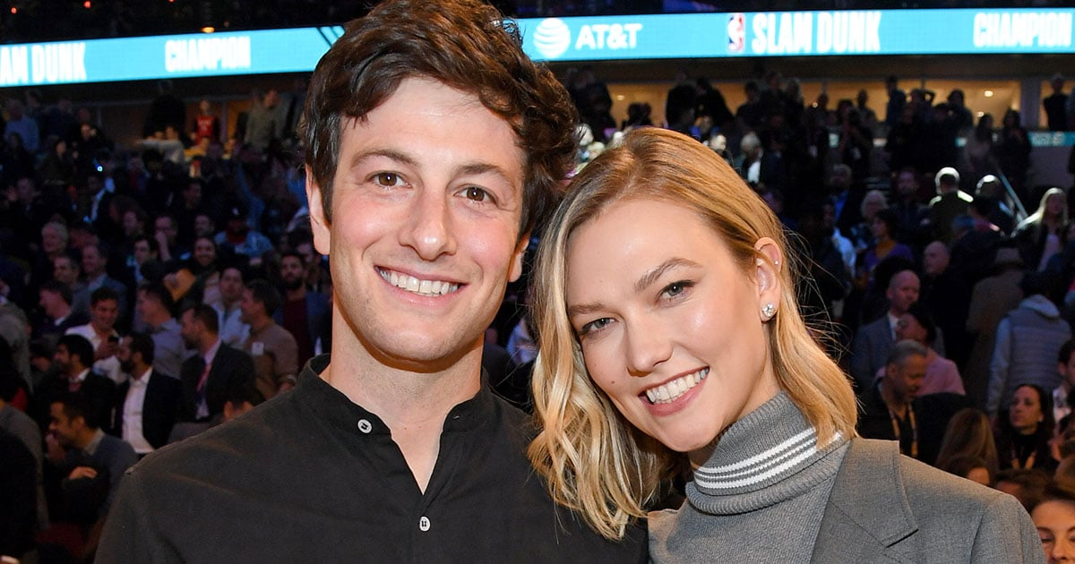 """Karlie Kloss Shared Her New Baby's Name and Showed Off Her Sweet """"Mama"""" Ring.jpg"""
