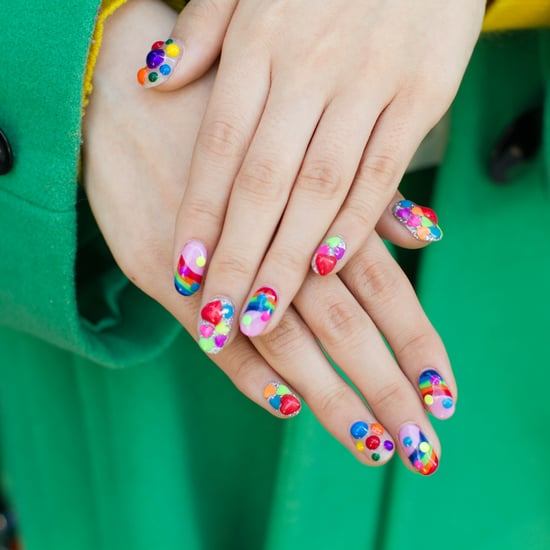 """The """"Water-Droplet"""" Nail Art Trend For Summer"""
