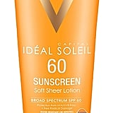 Vichy Capital Soleil SPF 60 Soft Sheer Sunscreen Lotion ($30)