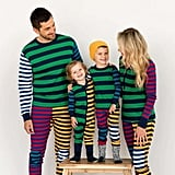 Hanna Andersson Mix It Up Stripes in Navy Collection ($12-$64)