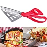 2-in-1 Pizza Scissors and Slicer/Cutter