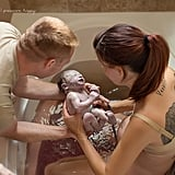 Photos of Water Births