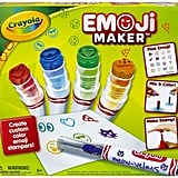 For 8-Year-Olds: Crayola Emoji Marker Maker