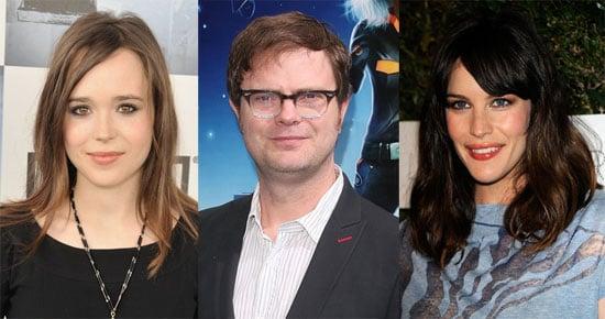 Rain Willson, Ellen Page, and Liv Tyler to Star in Super