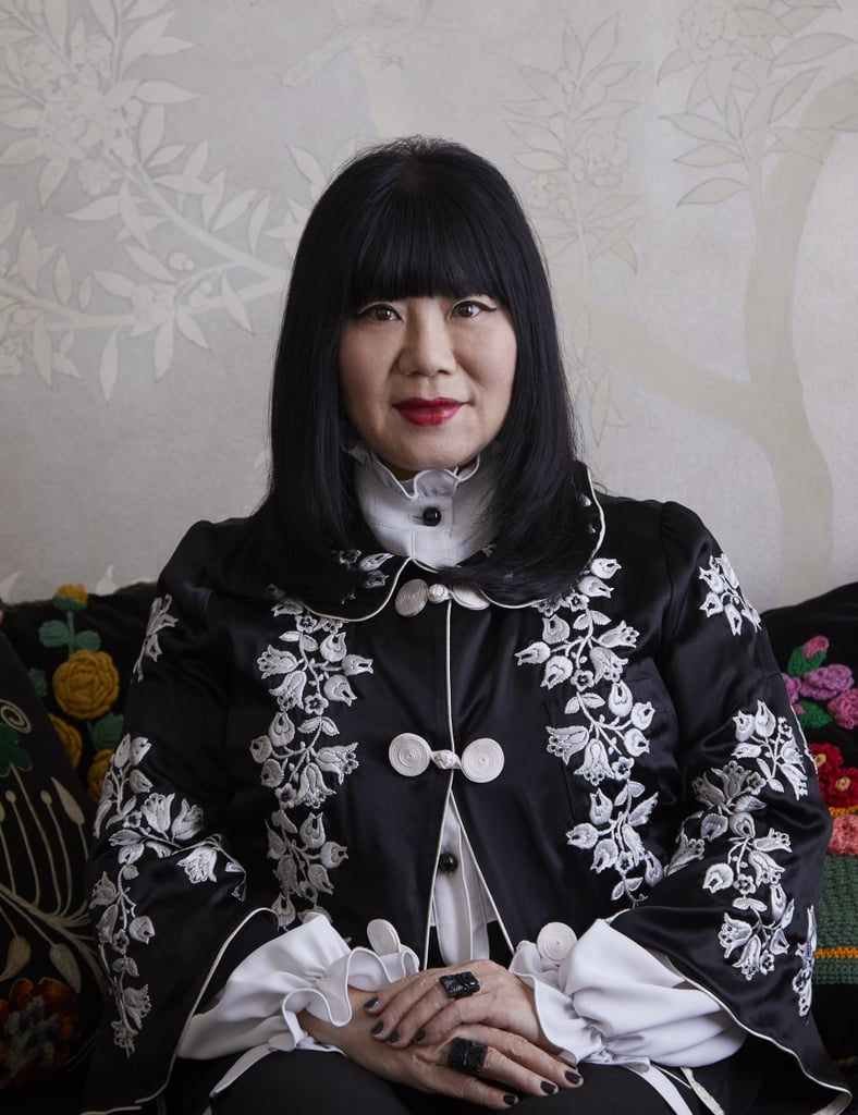 Anna Sui Fashion Interview 2020