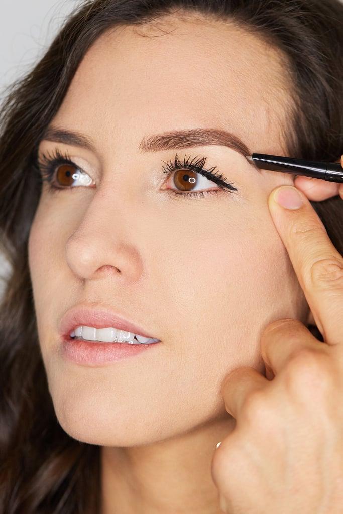 How to Do the Dubai Eyebrow Trend
