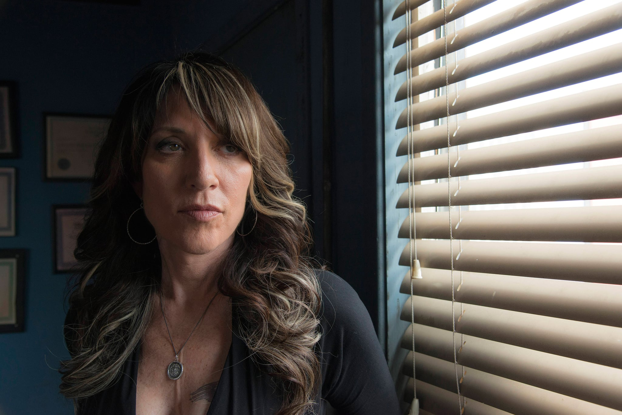 SONS OF ANARCHY, Katey Sagal in 'Straw' (Season 6, Episode 1, aired September 10, 2013), 2008-, ph: Prashant Gupta/FX/courtesy Everett Collection