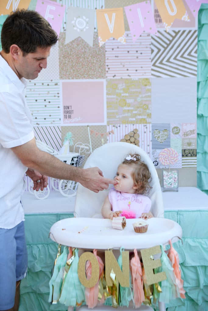 First Birthday Party Ideas For Girls Popsugar Family Photo 3