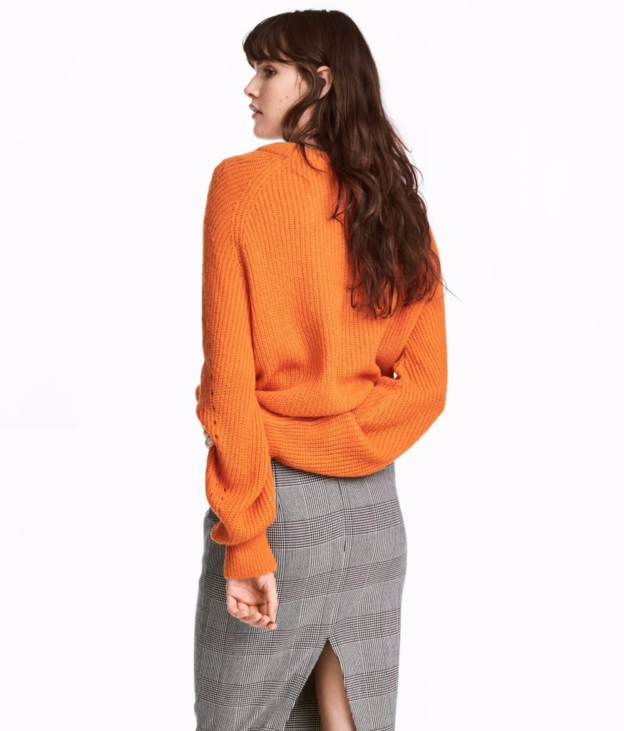 Fall Sweaters H&M 2017 | POPSUGAR Fashion