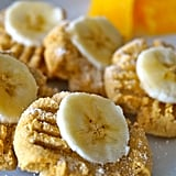 Tahini-Orange Cookies