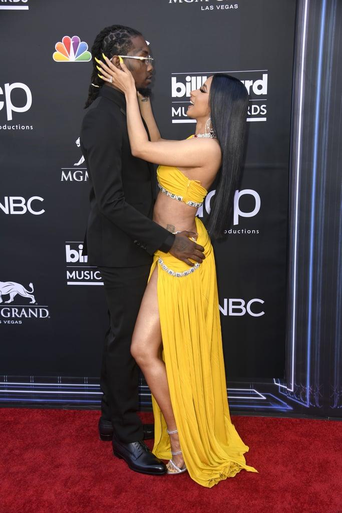 Cardi B's Billboard Music Awards Crop Top and Skirt 2019