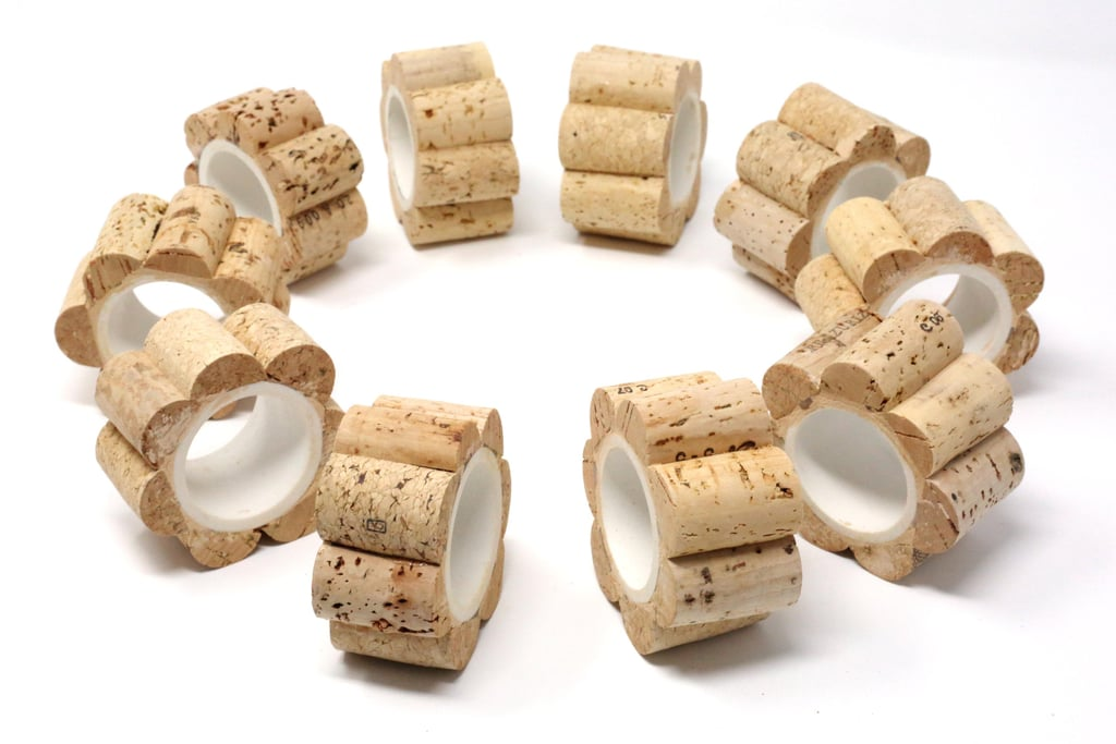Cork Napkin Holder
