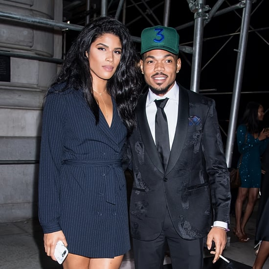 Chance the Rapper and Kirsten Corley Married