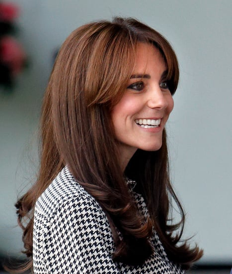 Kate Middleton's New Fringe
