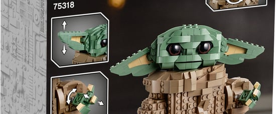 Lego Star Wars The Child Set 75318 | The Mandalorian