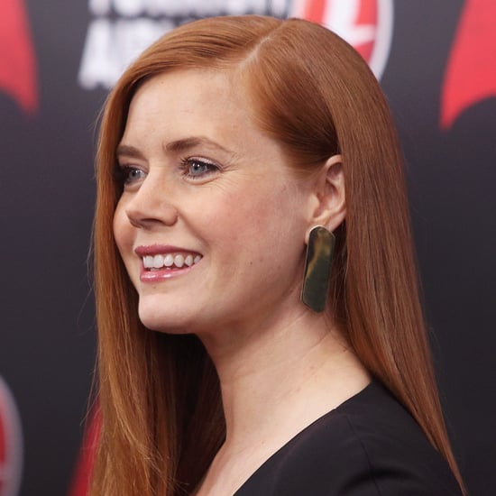 Amy Adams Natural Hair Color