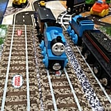 InRoad Toys' Thomas the Tank Engine Playtape