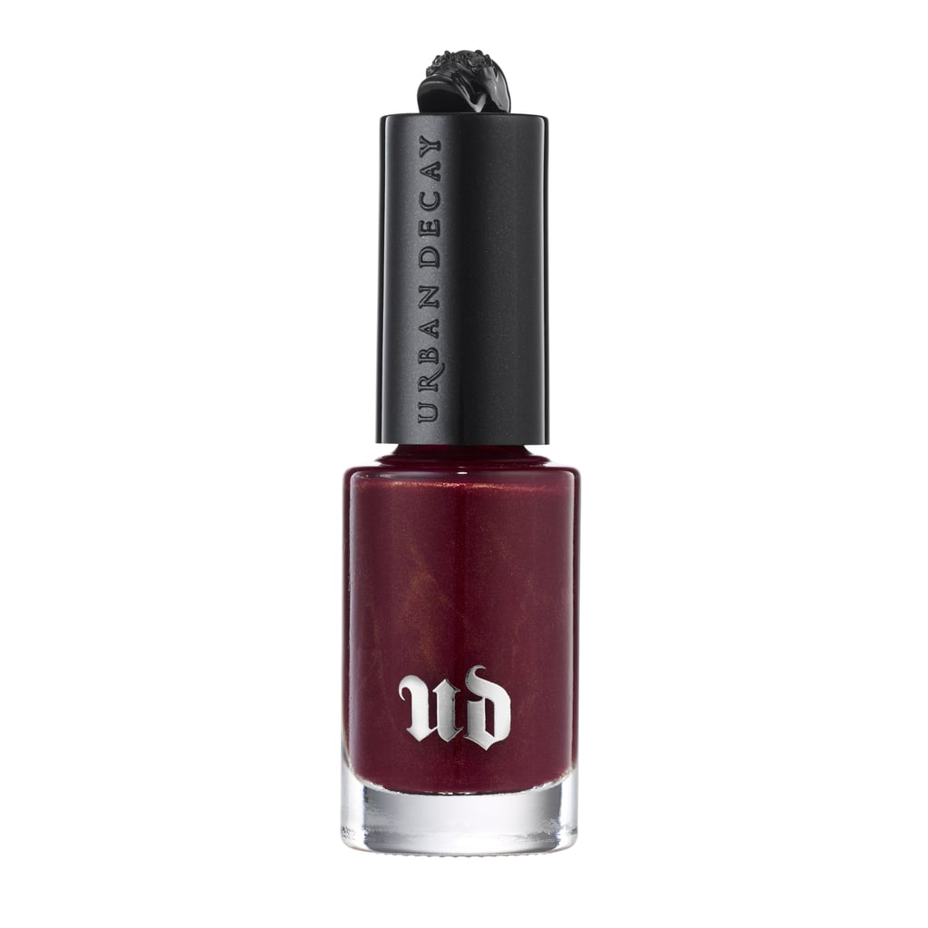 Urban Decay Nail Color in Mrs. Mia Wallace