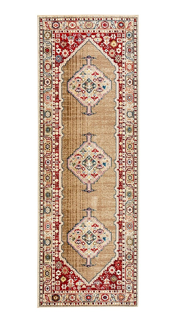 "2'1""x8' Traditional Regal Adornment Rug ($70)"