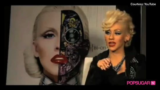 Christina Aguilera Interview For Bionic Where She Gets Mad When Someone Coughs 2010-04-26 10:40:46