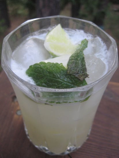 Happy Hour: Piña Colada Mojito