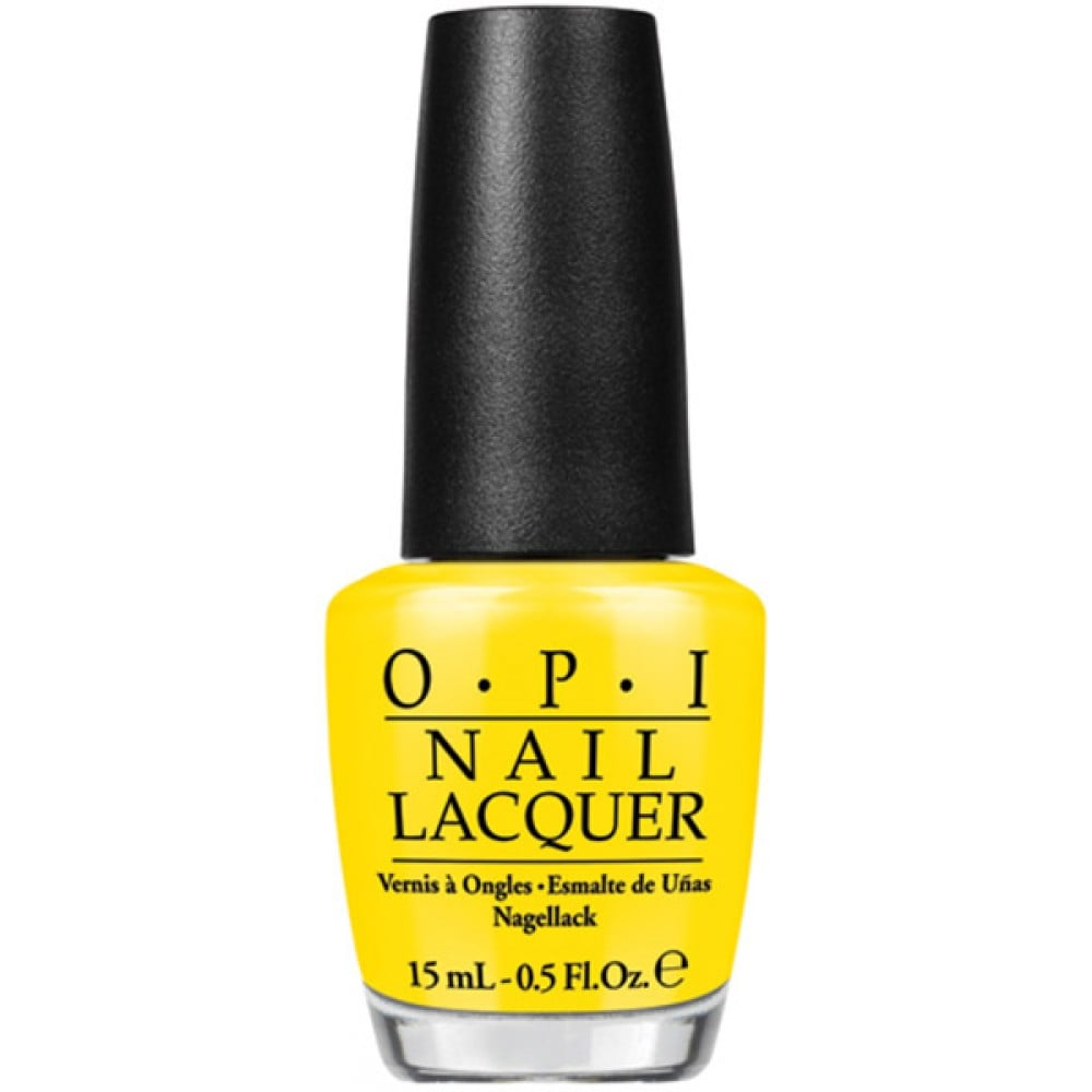 OPI Nail Lacquer in I Just Can't Copacabana ($10)