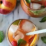 Raspberry Peach Iced Tea