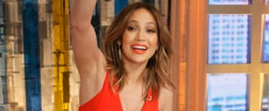 Jennifer Lopez Just Wore the Lipstick You'll Be Swiping All Spring