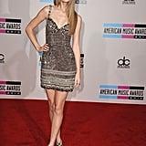 Taylor's Metallic Sandals