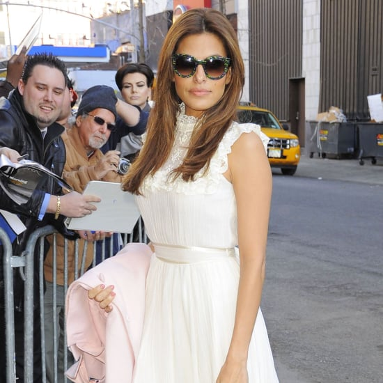 Eva Mendes on The Daily Show | Pictures
