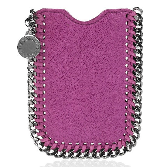 Stella McCartney Falabella Faux Leather iPhone Sleeve