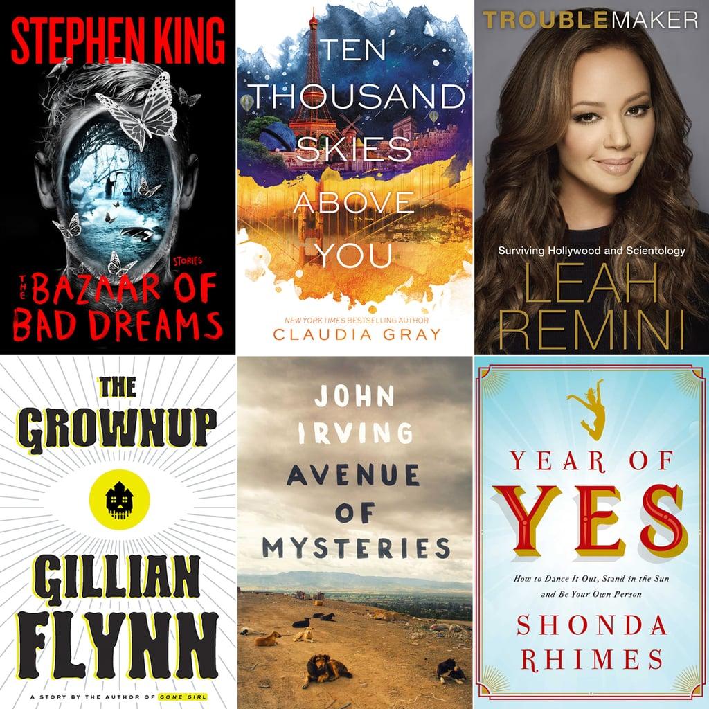 New Books of November 2015