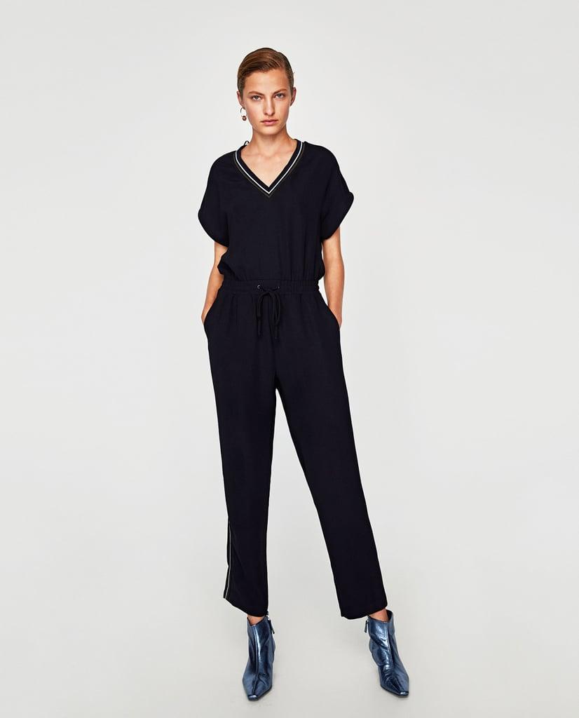 0230fb20163 Zara Jumpsuit
