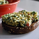 Egg (or Tuna) Salad on Whole Wheat