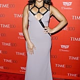 April at the 2016 Time 100 Gala
