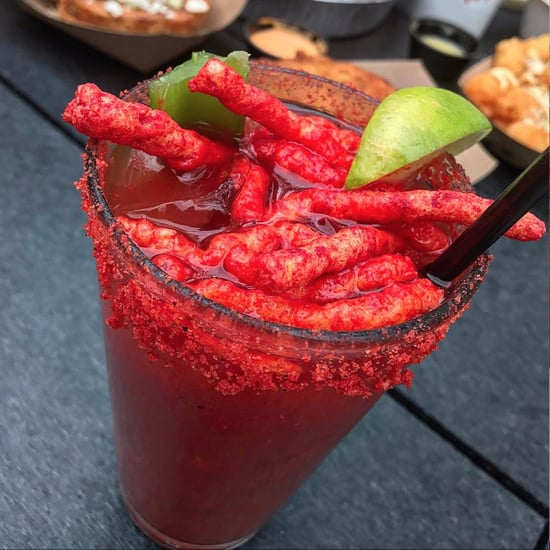 Flamin' Hot Cheetos Bloody Mary
