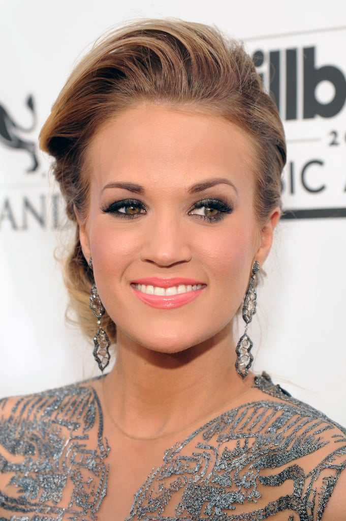 Carrie Underwood Hair And Makeup 2014 Billboard Music Awards
