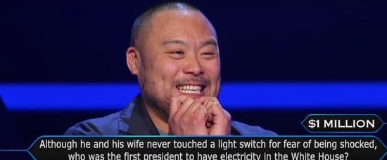 Watch David Chang Win $1M on Who Wants to Be a Millionaire