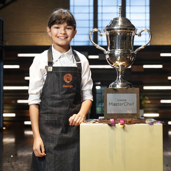 Reactions to Georgia Winning Junior MasterChef