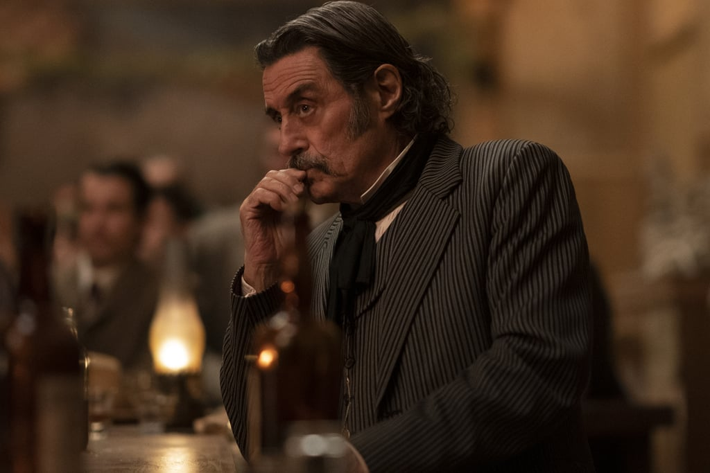 Outstanding Lead Actor in a Limited Series or Movie: Ian McShane, Deadwood