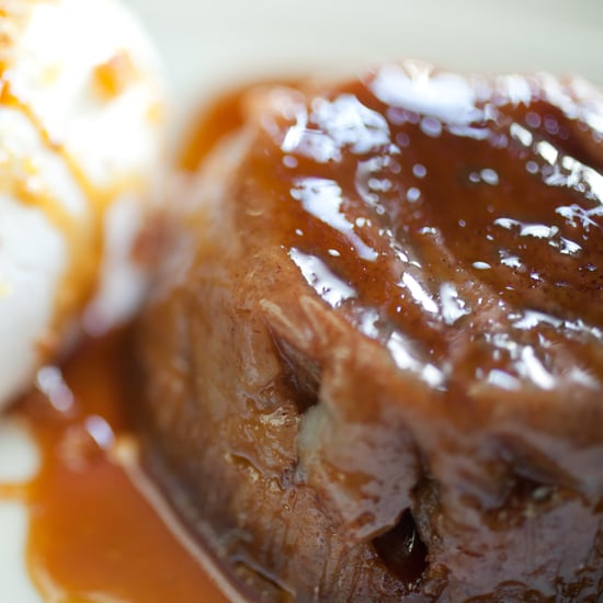 Gordon Ramsay's Sticky Toffee Pudding Recipe