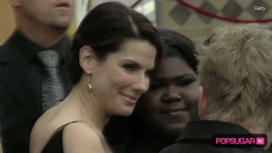 Gabourey Sidibe at the 2010 NAACP Image Awards, Sandra Bullock at the 2010 NAACP Image Awards, 2010 NAACP Image Award Winners