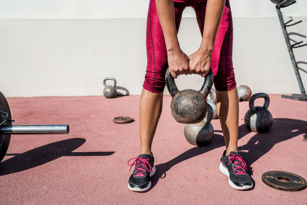 Beginner Kettlebell Workout