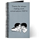 Notebook For NSFW Co-Workers