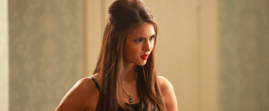Cheers to Katherine Pierce, The Vampire Diaries' Baddest Doppelgänger