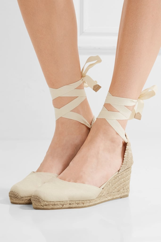 Image result for espadrille wedges castaner