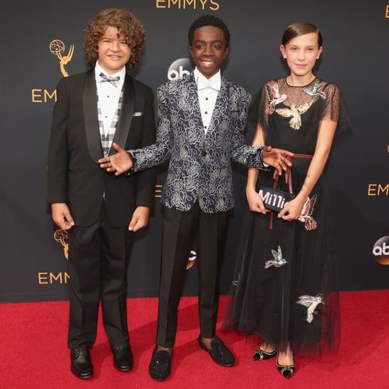 Stranger Things Kids at the Emmys | Video